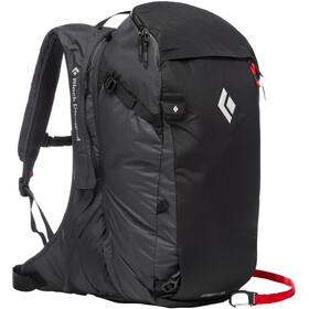 Black Diamond JetForce Pro Lumivyöryreppu 35l, black